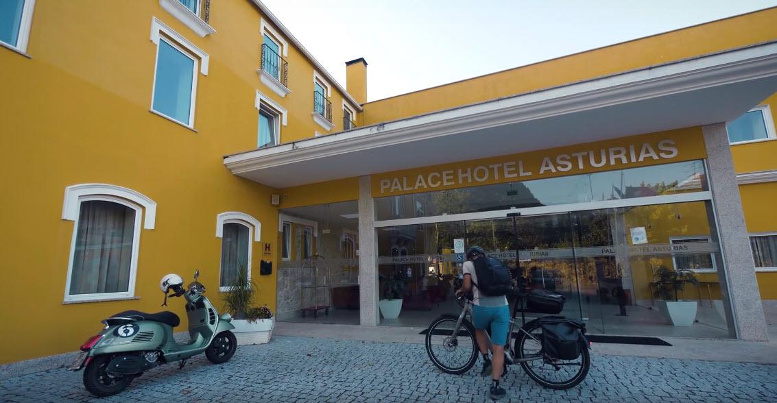 Recebemos no Hotel Astúrias o Marco Neiva na aventura | NACIONAL 2